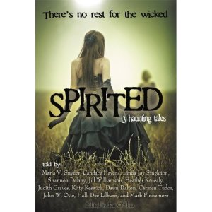 Spirited Anthology by Maria V. Snyder