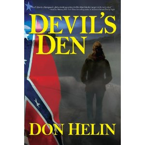 devil's den book cover