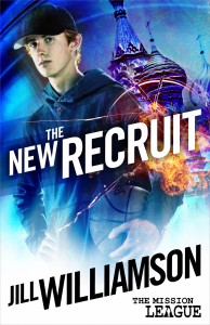 New Recruit book cover